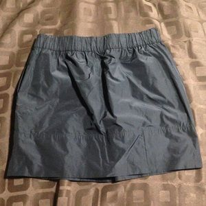 Club Monaco Black Mini Skirt